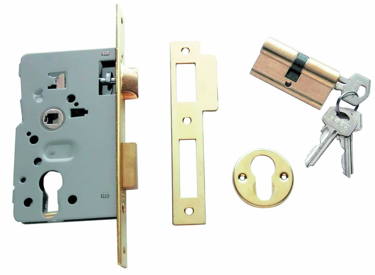 Cerraduras y bombines cerrajeros barcelona for Puerta plegable con cerradura